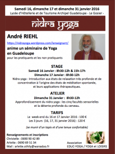 Stage André Riehl